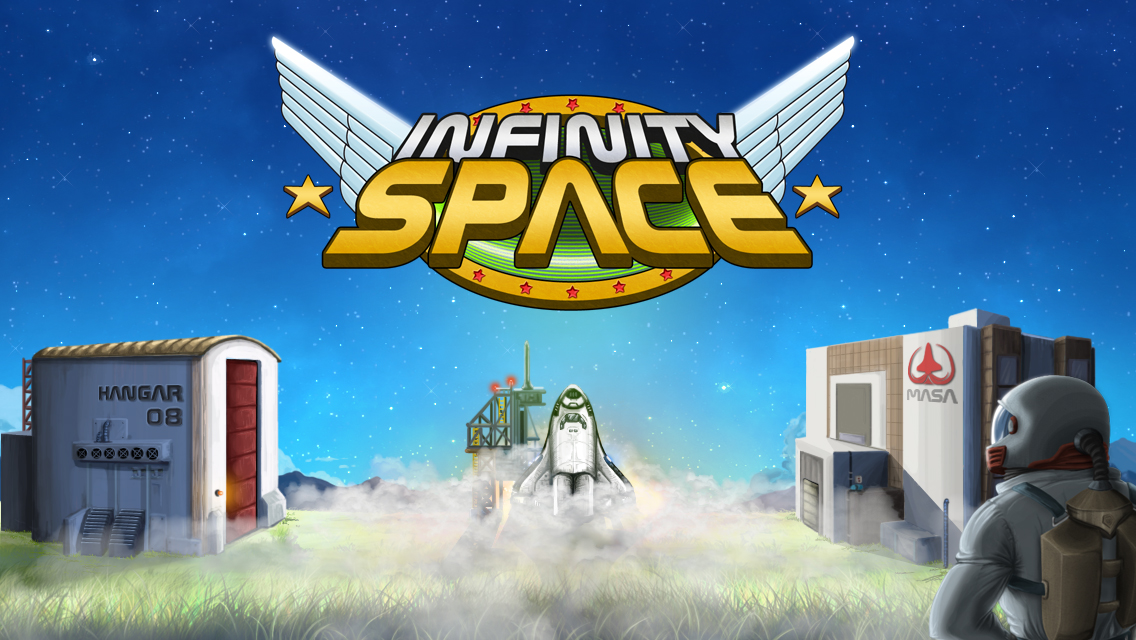 Infinity Space Title