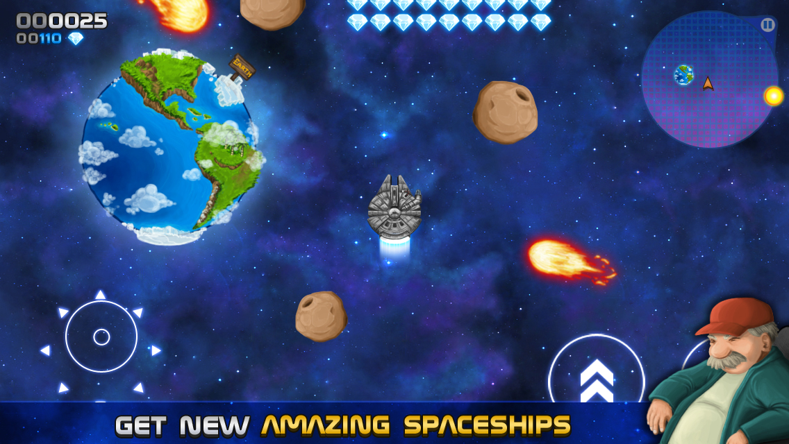 Infinity Space screenshot