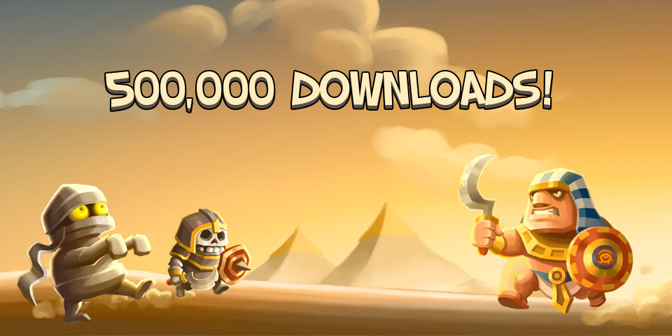 Downloads Empires of Sand