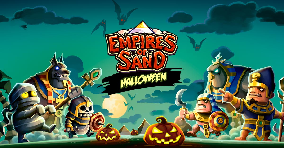 Empires of Sand Halloween