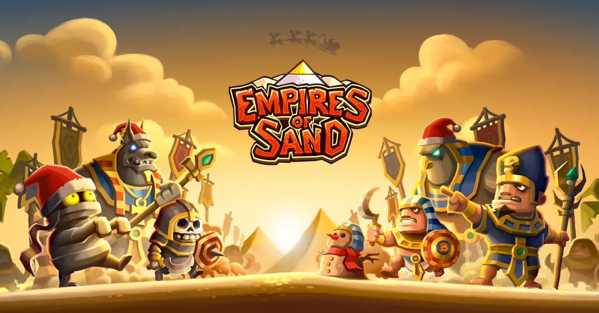 Empires of Sand Christmas