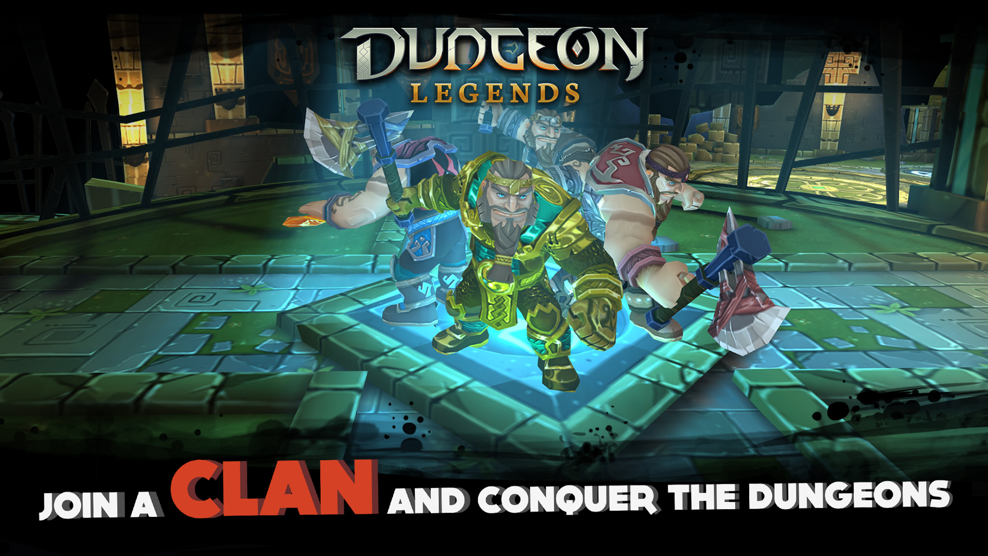 Dungeon Legends - Codigames