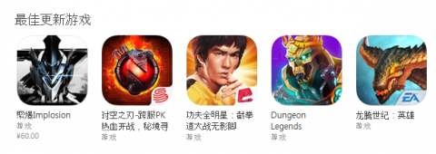 Dungeon Legends Best New Games china