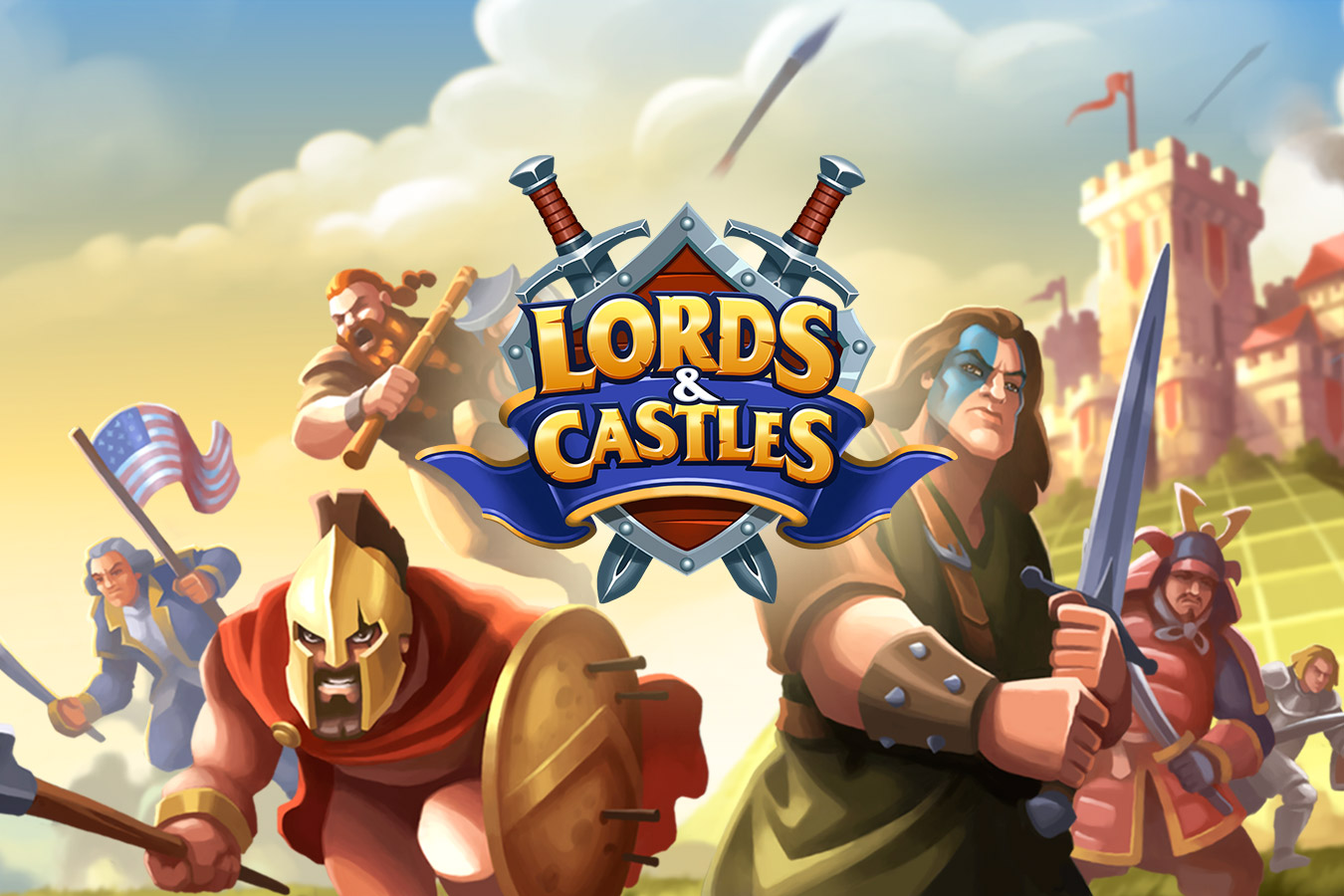 Lords & Castles banner