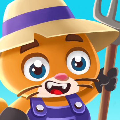 Super Idle Cats Icon