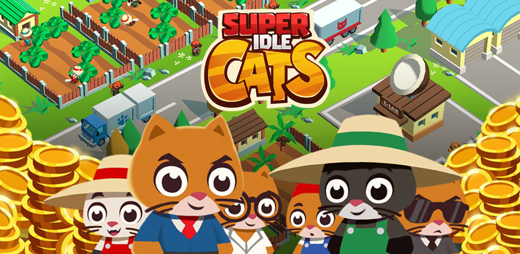 Super Idle Cats