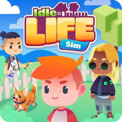 Idle life Sim Icon