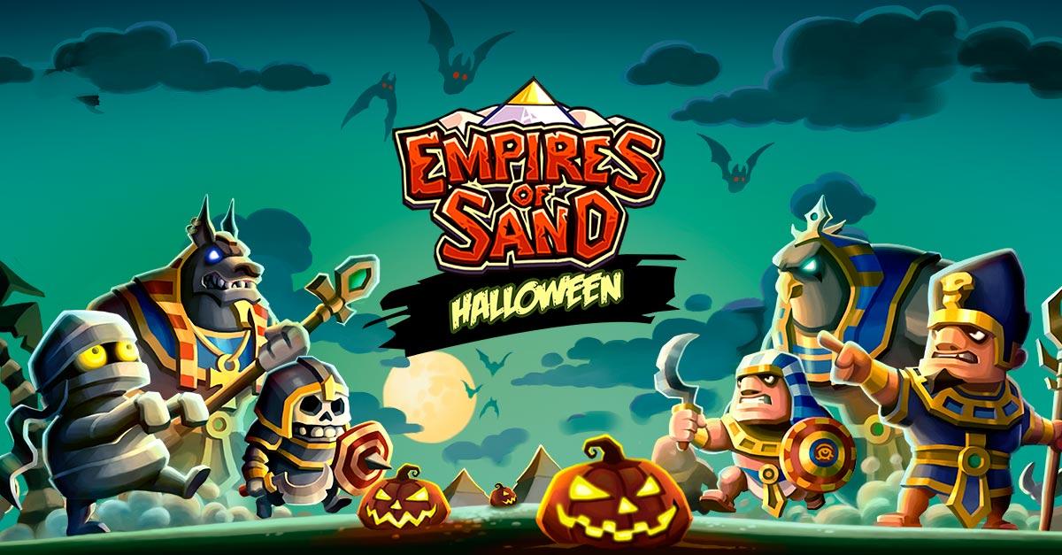 Empires of Sand Halloween