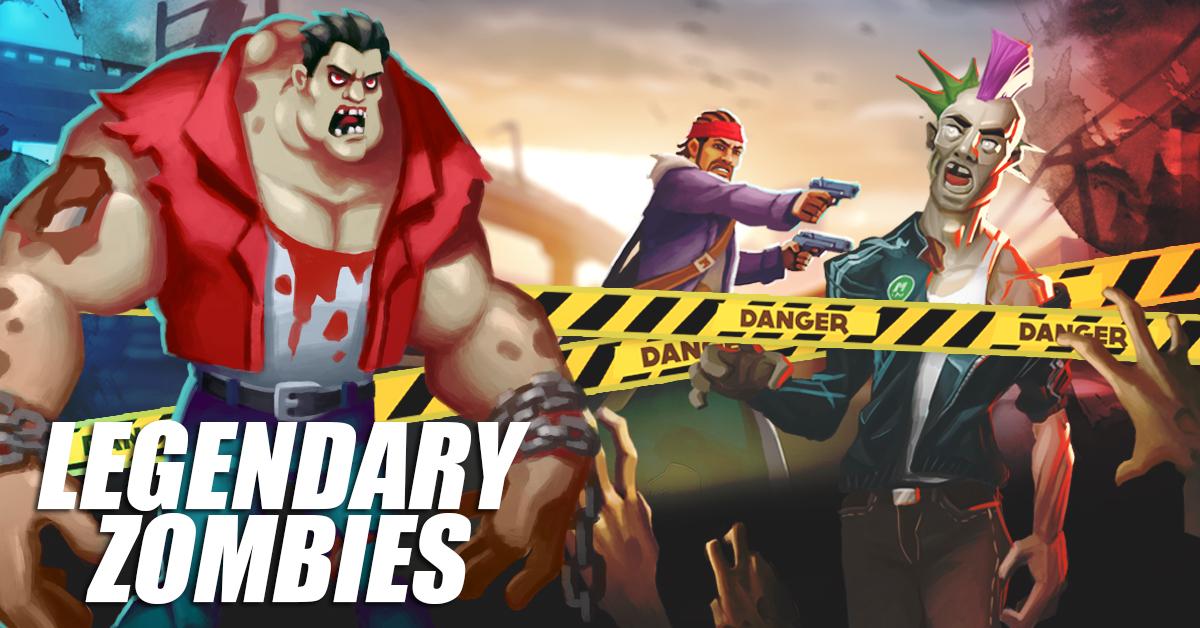 legendary zombies