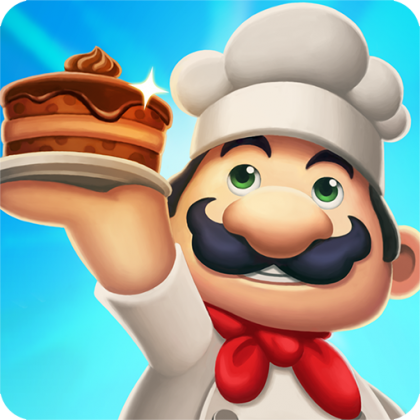 idle cooking tycoon icon