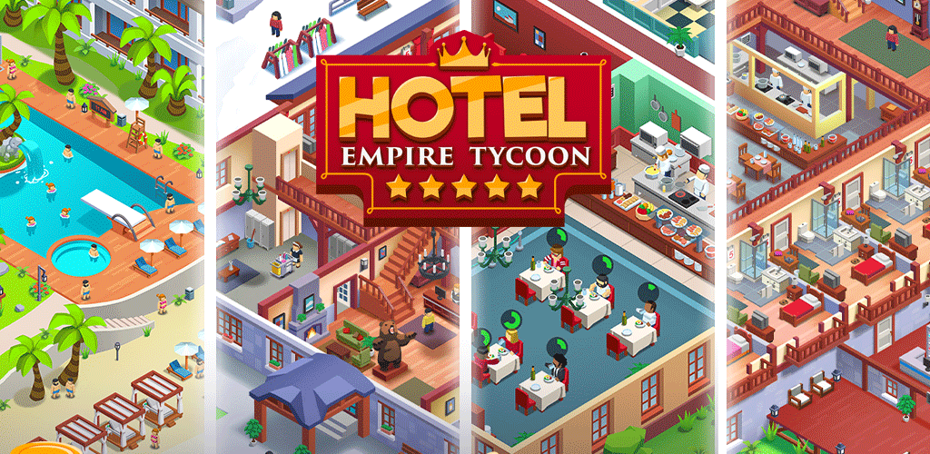 Hotel Empire Tycoon - Tips & Tricks - Codigames